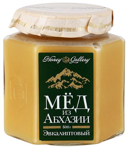Эвкалиптовый мед из Абхазии