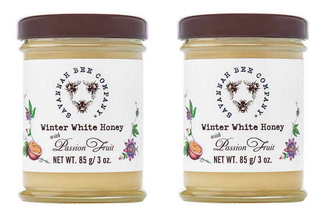 Натуральный белый мед