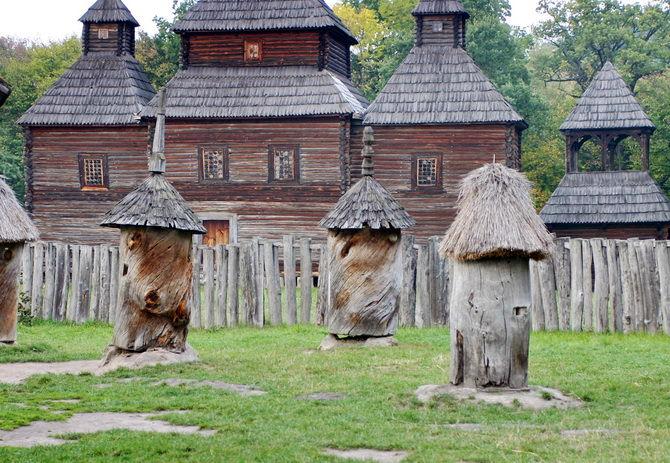 Бортничество в древней Руси