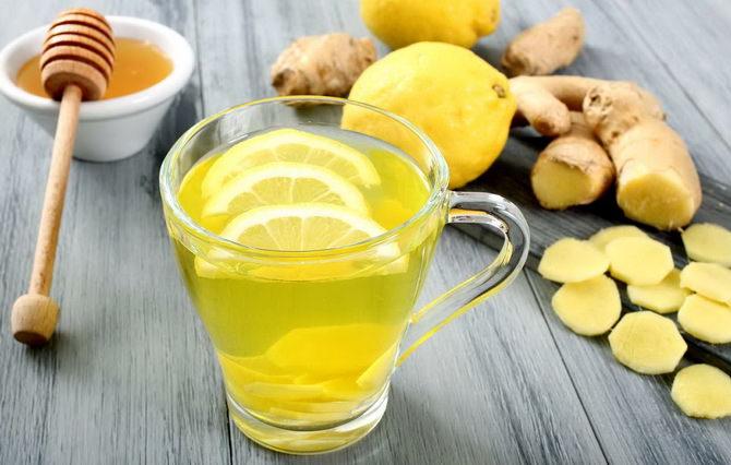 Мед с лимоном для похудения