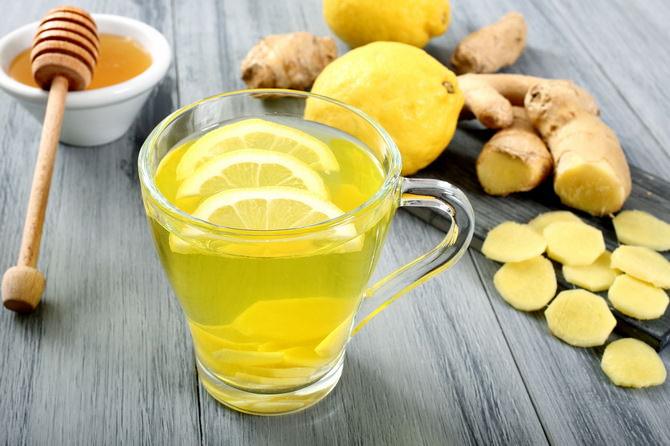 Имбирь, лимон, мед рецепты для иммунитета