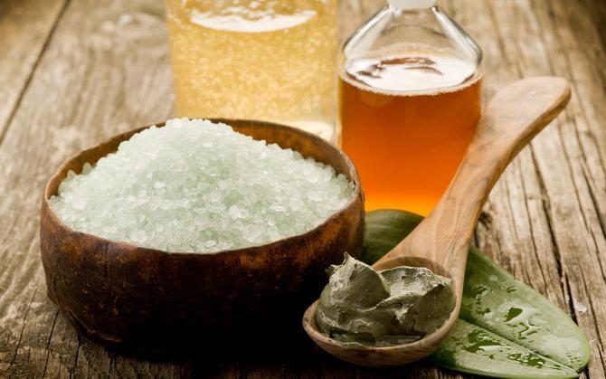 Медово-солевое обертывание в домашних условиях
