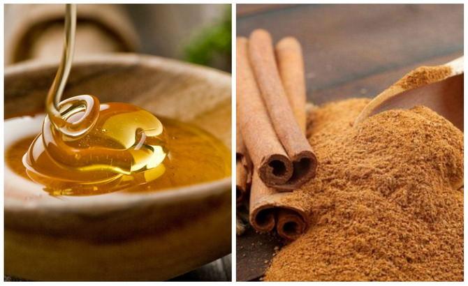 Обертывание с медом и корицей