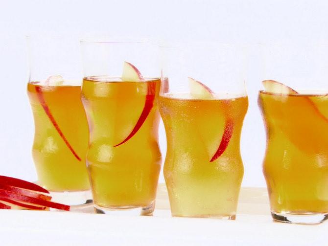 Медовый коктейль