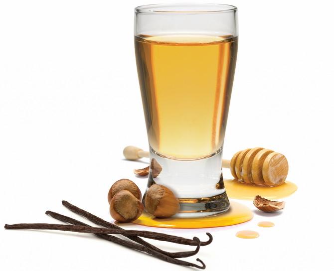 Медовый напиток с корицей
