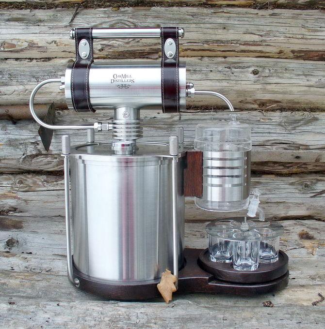 Как сделать водку в самогонном аппарате самогонный аппарат с сухопарником купить в москве