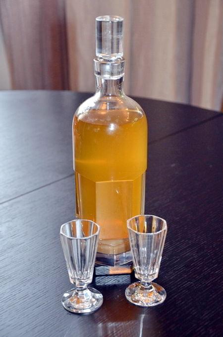 Водка на меду