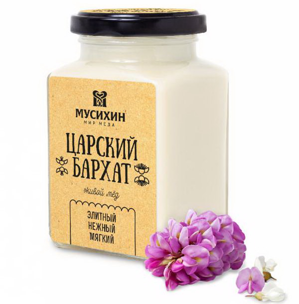 med-tsarskij-barhat