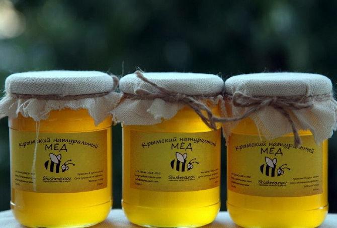 купить мед оптом в крыму виду