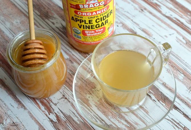 Как принимать мед и яблочный уксус для похудения? | behoneybee. Ru.