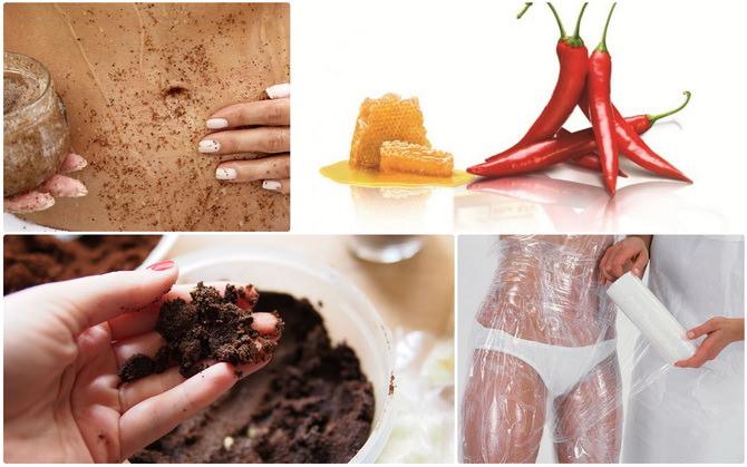 обертывание из красного перца для похудения