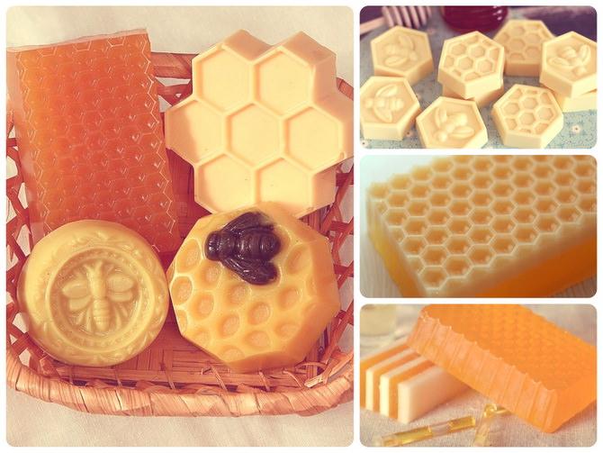 Мыло медовое своими руками рецепты