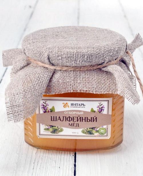 Шалфейный мед полезные свойства