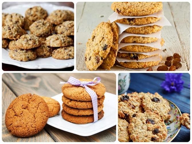 как сделать овсяные печенья в домашних условиях