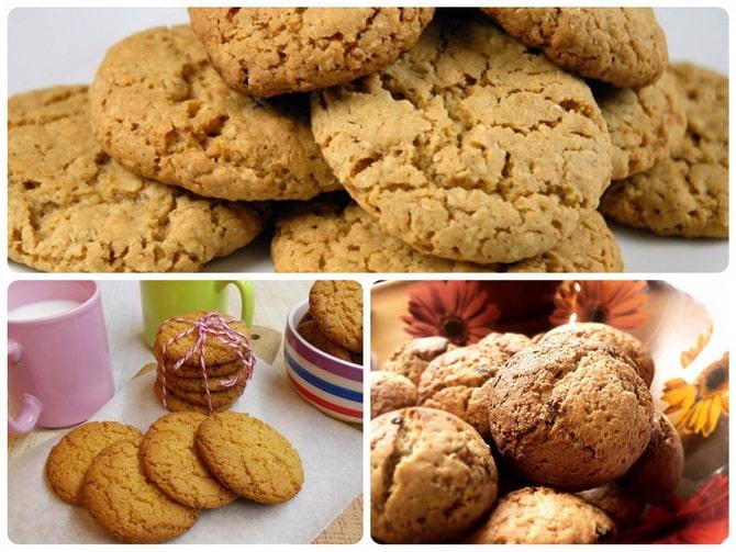 Печенье без сахара рецепт с пошагово в духовке 150