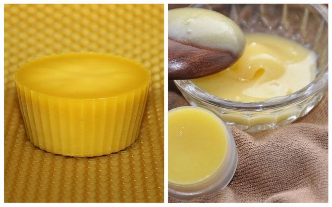 Рецепты масок для лица с пчелиным воском
