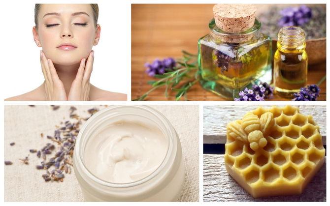 Рецепт крема с пчелиным воском