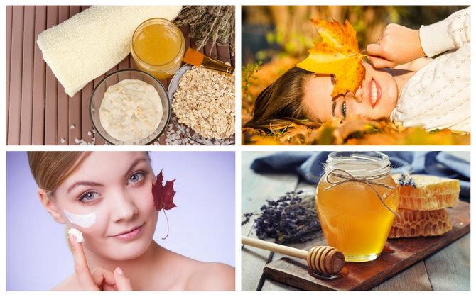 Рецепты увлажняющих масок с медом