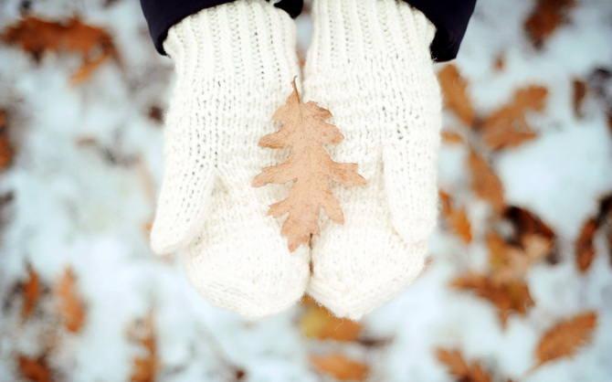 Уход за руками в осенне-зимний период