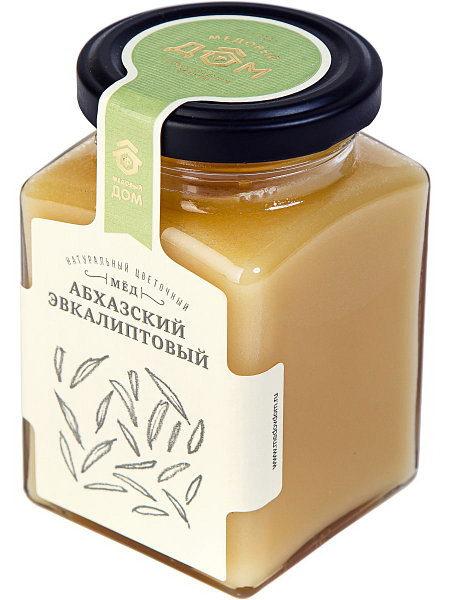 Абхазский эвкалиптовый мед
